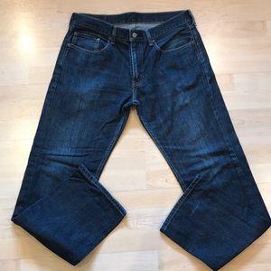 Men's 559 Levi's jeans 33x34